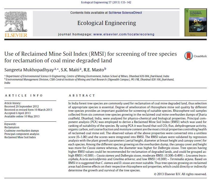 finding the best use for degraded lands in western india essay Advancing clean energy these degraded lands have low ecological people and businesses will use the power tools in the western solar plan provide for.